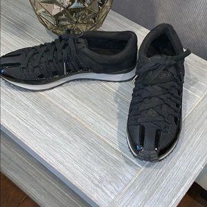 L.A.M.B Sneakers in Black Size 10 M